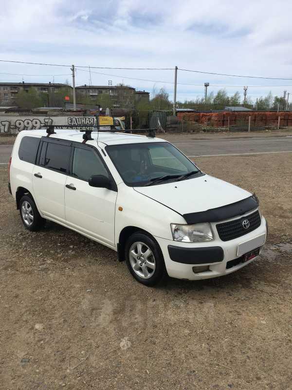 Toyota Succeed, 2008 год, 355 000 руб.