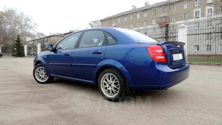 Chevrolet Lacetti, 2009 год, 385 000 руб.