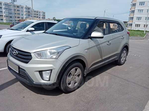 Hyundai Creta, 2019 год, 950 000 руб.