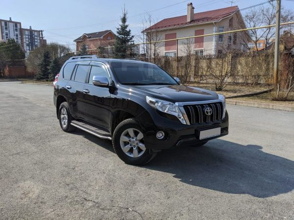 Toyota Land Cruiser Prado, 2017 год, 2 499 000 руб.