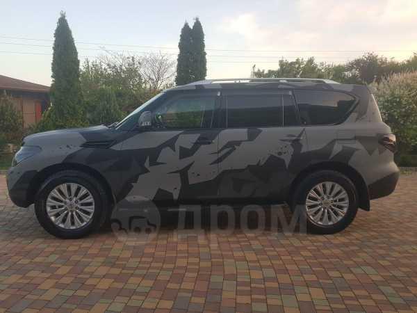 Nissan Patrol, 2014 год, 2 150 000 руб.