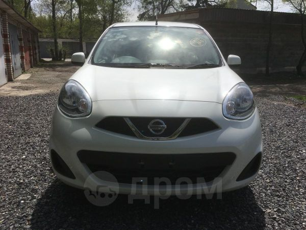 Nissan March, 2016 год, 425 000 руб.