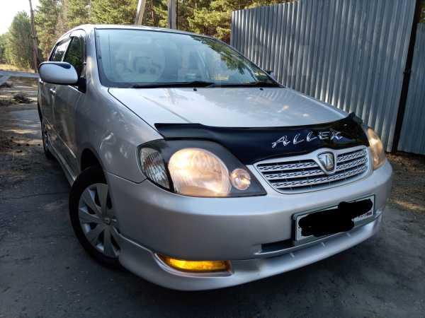 Toyota Allex, 2001 год, 335 000 руб.