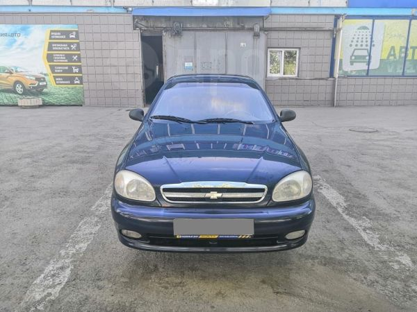 Chevrolet Lanos, 2008 год, 129 000 руб.