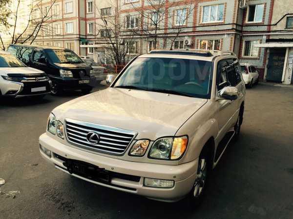Lexus LX470, 2003 год, 1 299 999 руб.
