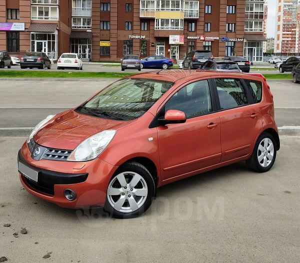 Nissan Note, 2007 год, 359 000 руб.
