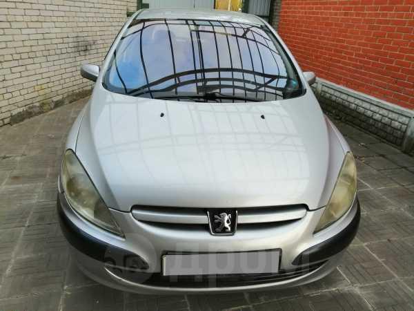 Peugeot 307, 2001 год, 190 000 руб.
