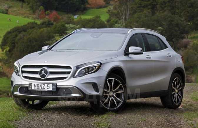 Mercedes-Benz GLA-Class, 2014 год, 1 120 000 руб.