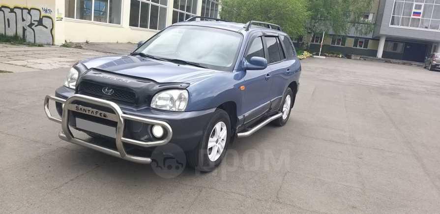 Hyundai Santa Fe Classic, 2003 год, 430 000 руб.
