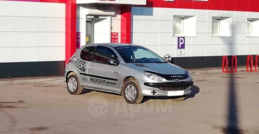 Peugeot 206, 2005 год, 285 000 руб.