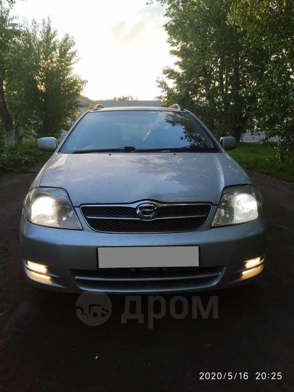 Toyota Corolla Fielder, 2004 год, 439 000 руб.