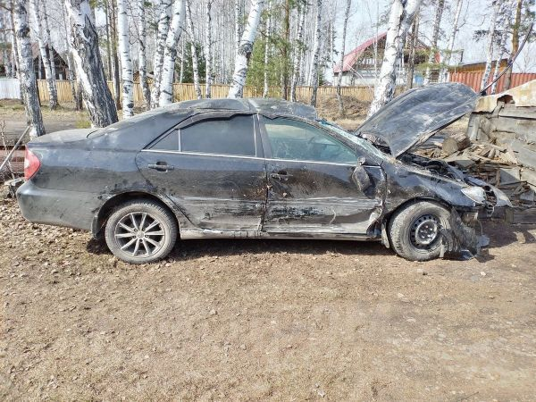 Toyota Camry, 2001 год, 200 000 руб.