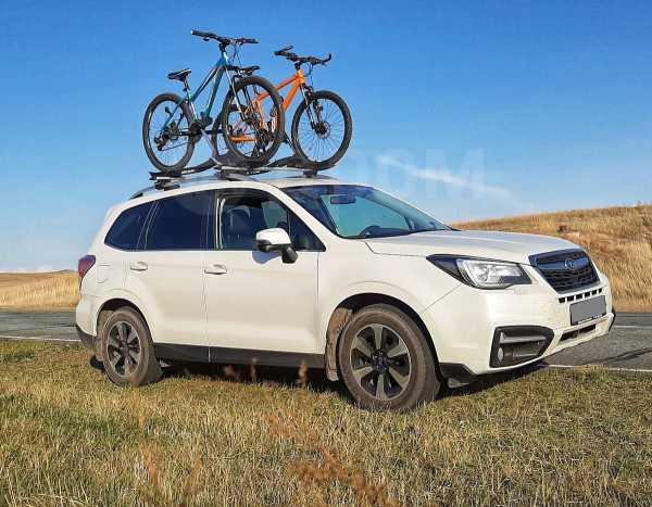 Subaru Forester, 2018 год, 1 940 000 руб.