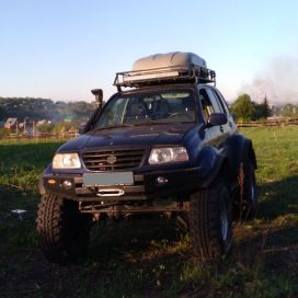 Новокузнецк Grand Vitara 2001
