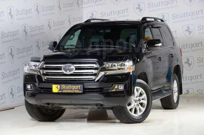 Toyota Land Cruiser, 2018 год, 4 200 000 руб.