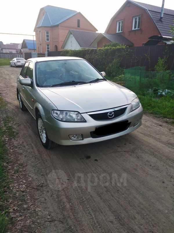 Mazda 323, 2003 год, 180 000 руб.