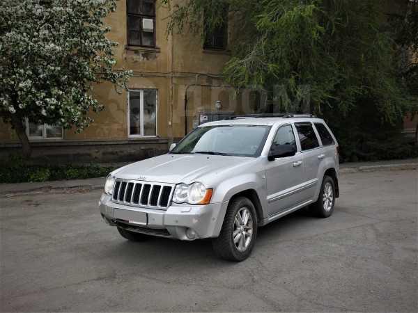 Jeep Grand Cherokee, 2008 год, 500 000 руб.