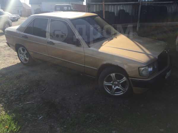 Mercedes-Benz 190, 1984 год, 75 000 руб.