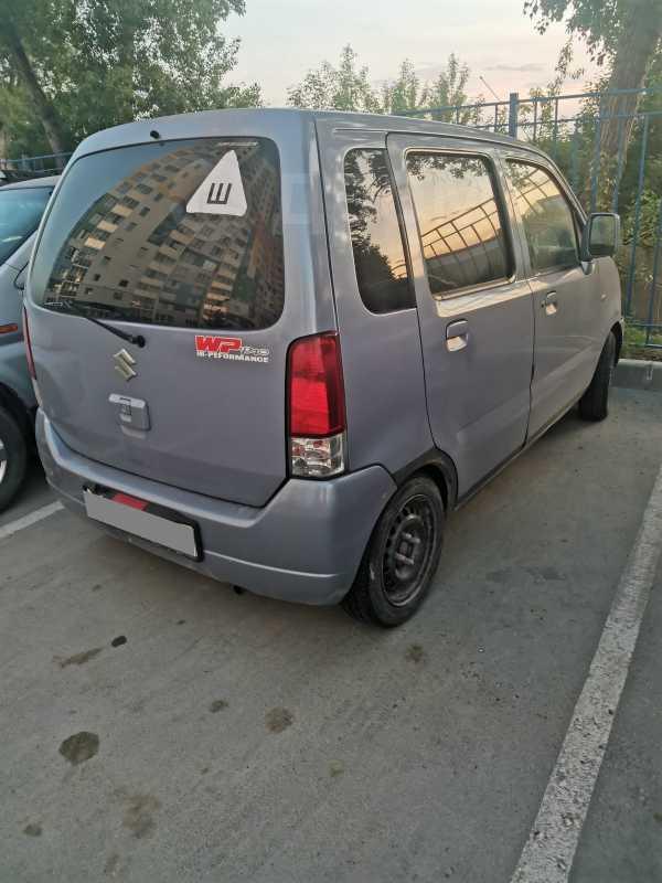 Suzuki Wagon R, 2001 год, 150 000 руб.