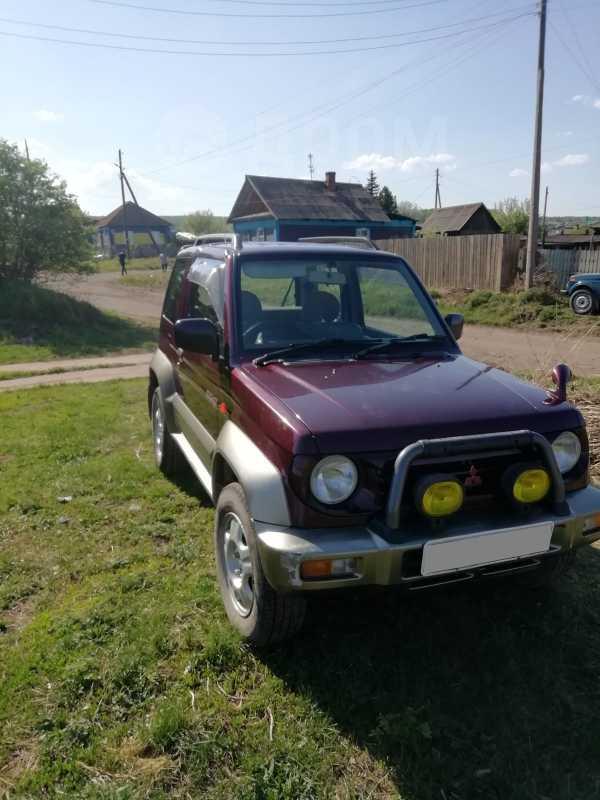 Mitsubishi Pajero Junior, 1996 год, 230 000 руб.