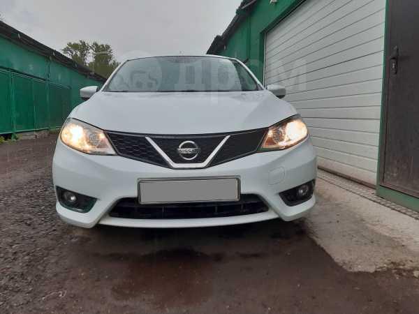 Nissan Tiida, 2015 год, 700 000 руб.
