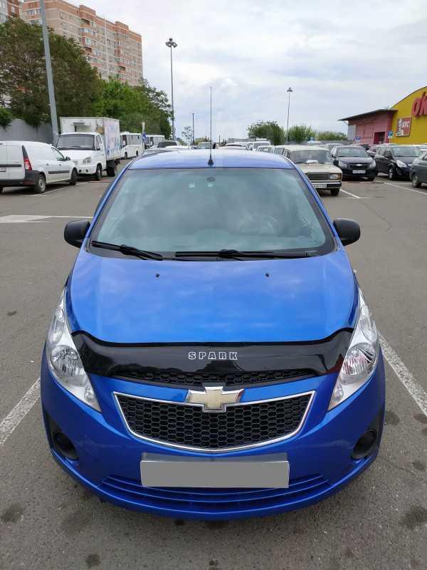 Chevrolet Spark, 2013 год, 365 000 руб.