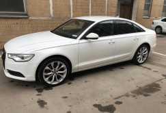 Москва Audi A6 2013