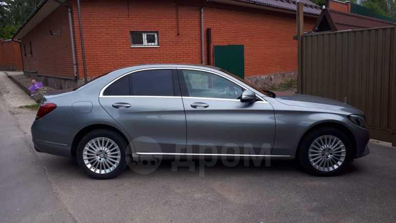 Mercedes-Benz C-Class, 2015 год, 1 400 000 руб.