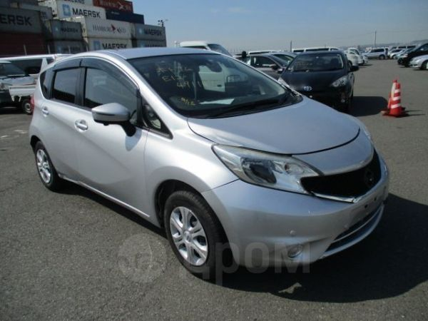 Nissan Note, 2016 год, 470 000 руб.