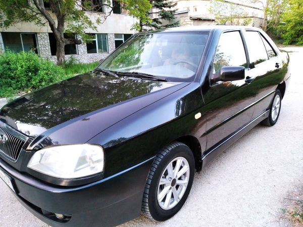Chery Amulet A15, 2006 год, 137 000 руб.