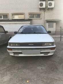 Балаково Corolla 1988