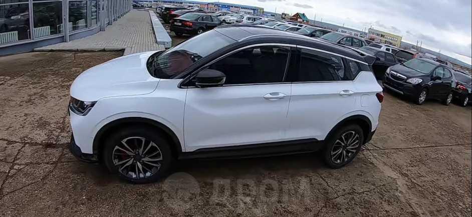 Geely Coolray SX11, 2019 год, 1 000 000 руб.