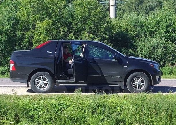 SsangYong Actyon Sports, 2012 год, 650 000 руб.