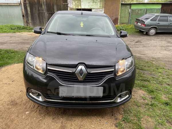 Renault Logan, 2015 год, 470 000 руб.