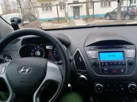 Архангельск Hyundai ix35 2014