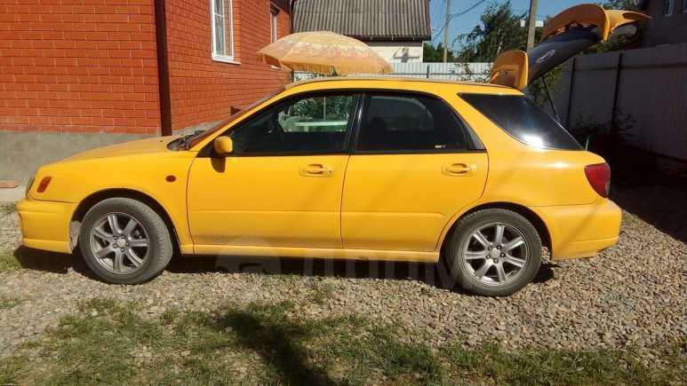 Subaru Impreza, 2001 год, 149 000 руб.