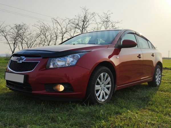 Chevrolet Cruze, 2010 год, 480 000 руб.