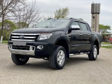 Владивосток Ford Ranger 2012