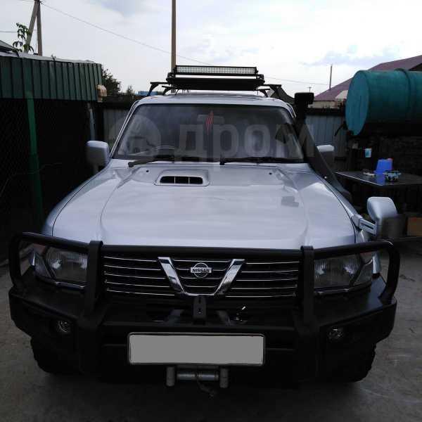 Nissan Safari, 2002 год, 950 000 руб.