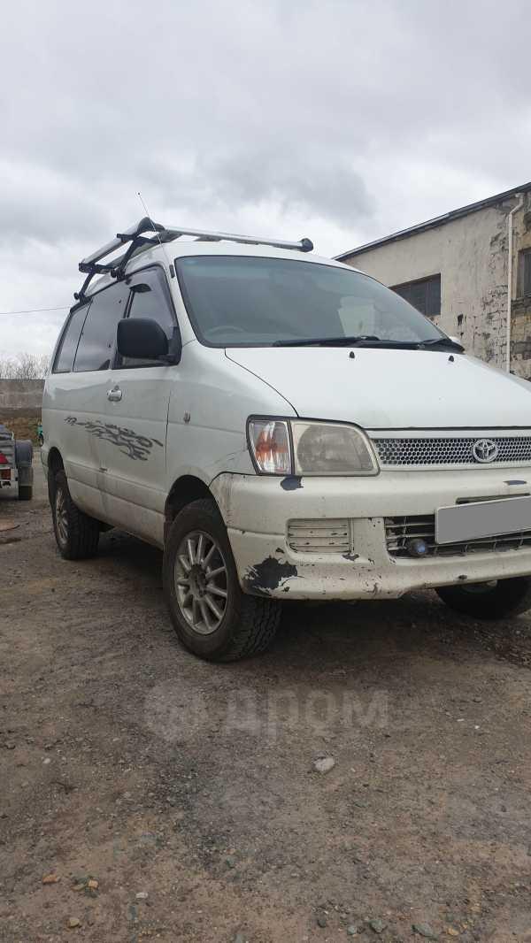 Toyota Lite Ace Noah, 1990 год, 210 000 руб.