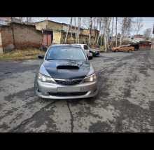 Кемерово Impreza WRX 2008