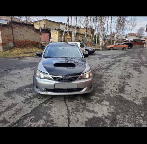 Subaru Impreza WRX, 2008 год, 600 000 руб.