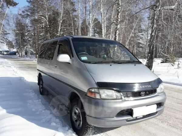 Toyota Granvia, 1990 год, 520 000 руб.