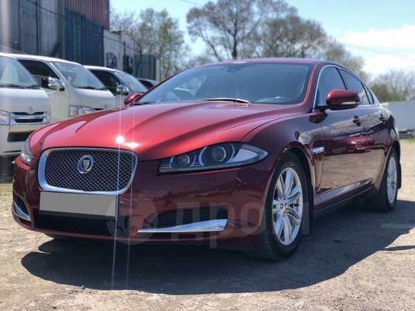 Jaguar XF, 2012 год, 1 200 000 руб.