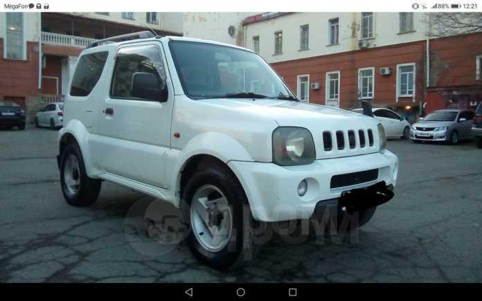 Suzuki Jimny Wide, 1999 год, 335 000 руб.