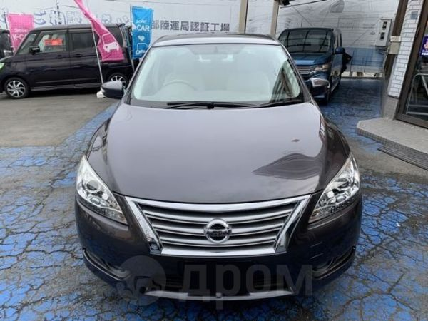 Nissan Sylphy, 2017 год, 675 000 руб.