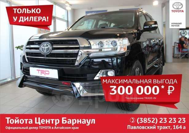 Toyota Land Cruiser, 2020 год, 5 979 000 руб.