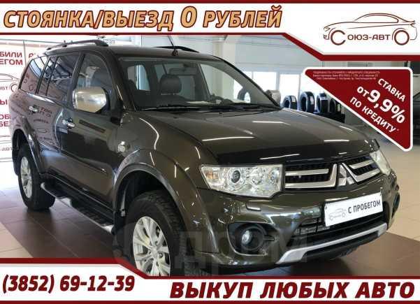 Mitsubishi Pajero Sport, 2013 год, 1 058 000 руб.