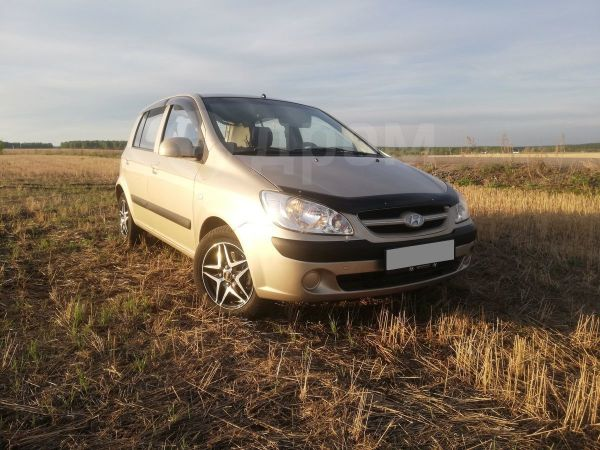 Hyundai Getz, 2007 год, 308 000 руб.
