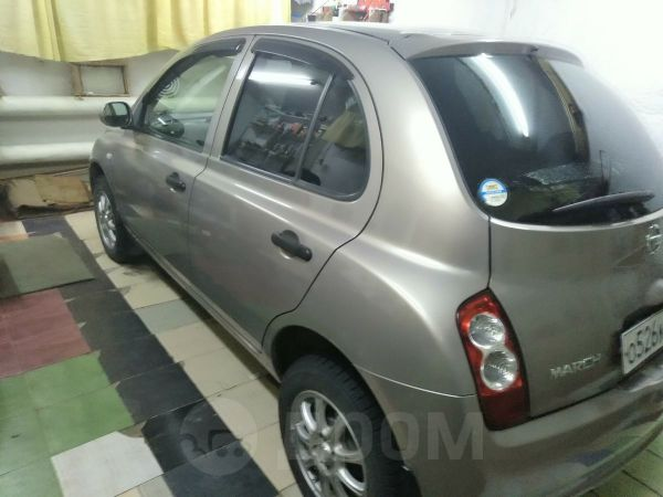 Nissan March, 2009 год, 260 000 руб.